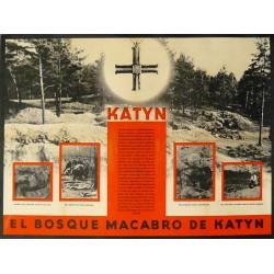 EL BOSQUE MACABRO DE KATYN