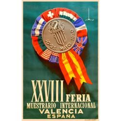 XXVIII FERIA MUESTRARIO INTERNACIONAL VALENCIA