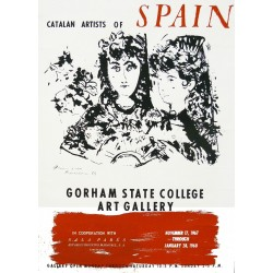 CATALAN ARTISTS OF SPAIN
