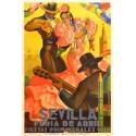 SEVILLA FERIA DE ABRIL 1949