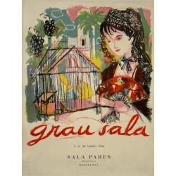 GRAU SALA Sala Pares 1966