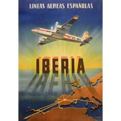 IBERIA. LINEAS AEREAS ESPAÑOLAS
