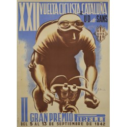 XXII VUELTA CICLISTA A CATALUÑA
