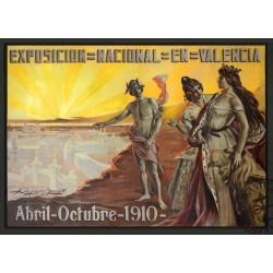 EXPOSICION NACIONAL EN VALENCIA 1910