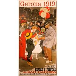 FERIAS Y FIESTAS GERONA 1919