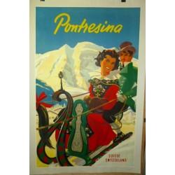 PONTRESINA. SUISSE - SWITZERLAND