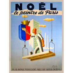 NOËL LE PEINTRE DE PARIS