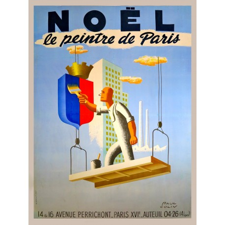 NOËL LE PEINTRE DE PARIS