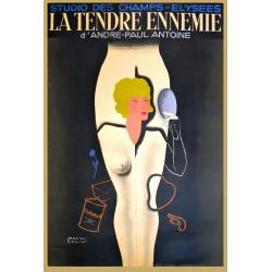 LA TENDRE ENNEMIE. STUDIO DES CHAMPS ELYSEES