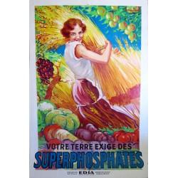 SUPERPHOSPHATES...