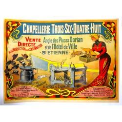 CHAPELLERIE TROIS-SIX-QUATRE-HUIT