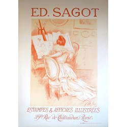 ED. SAGOT AFFICHES ILLUSTREES
