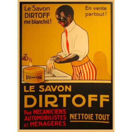 LE SAVON DIRTOFF