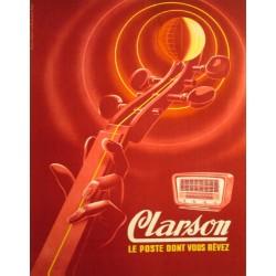 CLARSON LE POSTE DONT VOUS REVEZ