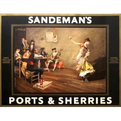 SANDEMAN'S PORTS & SHERRIES