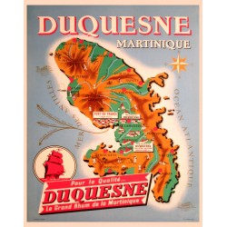 DUQUESNE MARTINIQUE