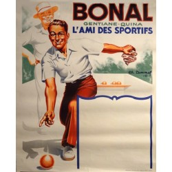 BONAL GENTIANE-QUINA L'AMI DES SPORTIFS