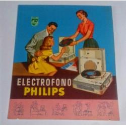 PHILIPS ELECTROFONO FAMILIA