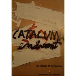 TAPIES. CATALUNYA ENDAVANT