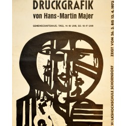 DRUCKGRAFIK - VON HANS - MARTIN MAJER
