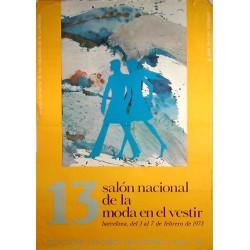 13 SALON NACIONAL DE LA MODA EN EL VESTIR