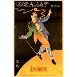 FUMADA LENTA DE PIPA. AMPHORA