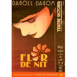 DAGOLL DAGOM. FLOR DE NIT
