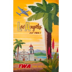 LOS ANGELES FLY TWA