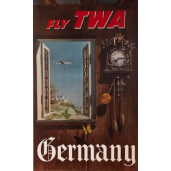 GERMANY. FLY TWA