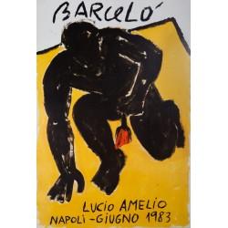 BARCELO. LUCIO AMELIO. NAPOLI 1983