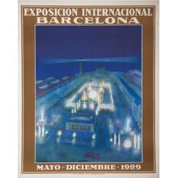 EXPOSICION INTERNACIONAL BARCELONA 1929 (V)