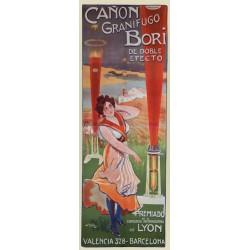 CAÑON GRANIFUGO BORI