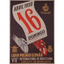 VIIº GRAN PREMIO ESPAÑA 1950