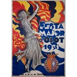 FESTA MAJOR D'OLOT 1931