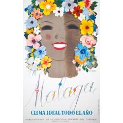 MALAGA. CLIMA IDEAL TODO EL AÑO