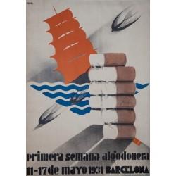 PRIMERA SEMANA ALGODONERA 1931