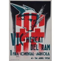 VIC MERCAT DEL RAM 1936