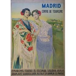 MADRID CENTRE DE TOURISME...