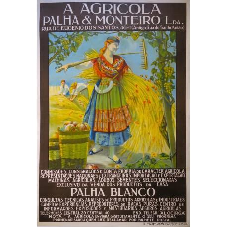 A AGRICOLA PALHA & MONTEIRO