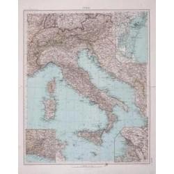 """""""ITALIA"""" SOCIETÁ DI NAVEGAZIONE"""