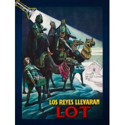 LOS REYES LLEVARAN LOT