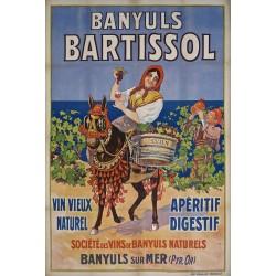 BANYULS BARTISSOL. APERITIF-DIGESTIF