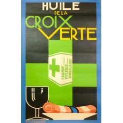 HUILE DE LA CROIX VERTE...