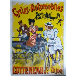 CYCLES-AUTOMOBILES. COTTEREAU & Cie.