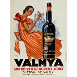 VALMYA. GRAND VIN GENEREUX DOUX