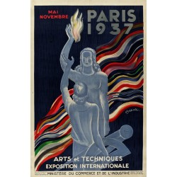 PARIS 1937. EXPOSITION INTERNATIONALE