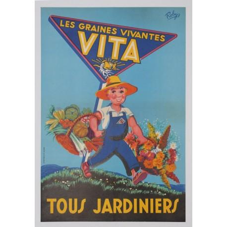 VITA - LES GRAINES VIVANTES...