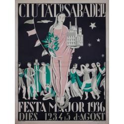 SABADELL FESTA MAJOR 1936