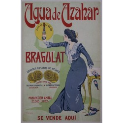 AGUA DE AZAHAR BRAGULAT