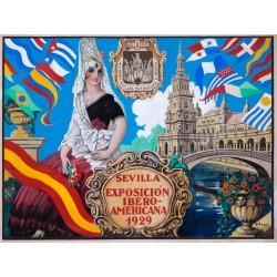 SEVILLA EXPOSICIÓN IBERO AMERICANA